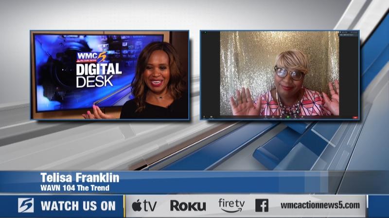 What's trending in Memphis with WMC's Joy Redmond and WAVN's Telisa Franklin