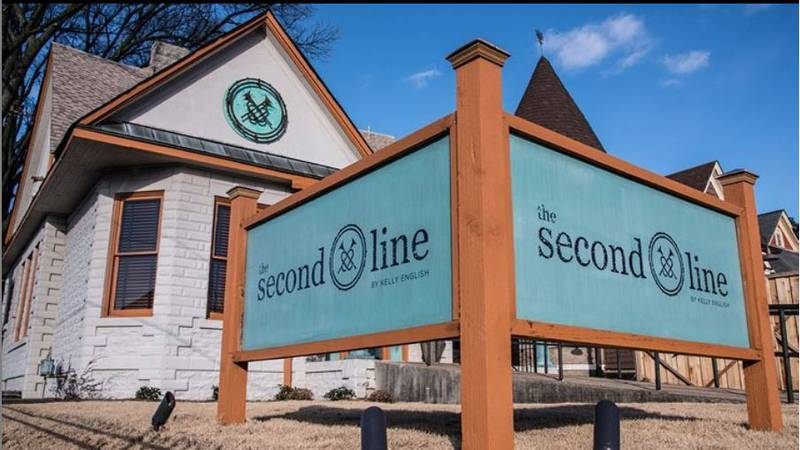 Second Line Restaurant (Source: Kelly English)
