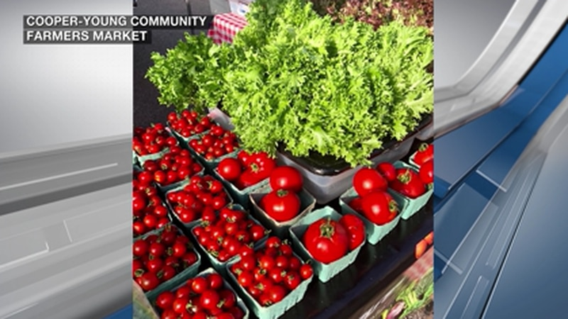 Cooper-Young Farmers Market launches Double Greens program
