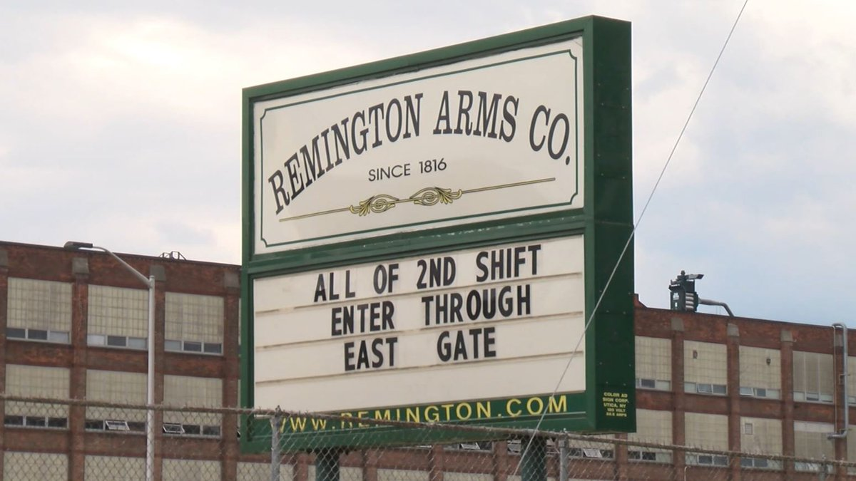 Remington offered nearly $33 million to settle with nine families of Sandy Hook victims suing...