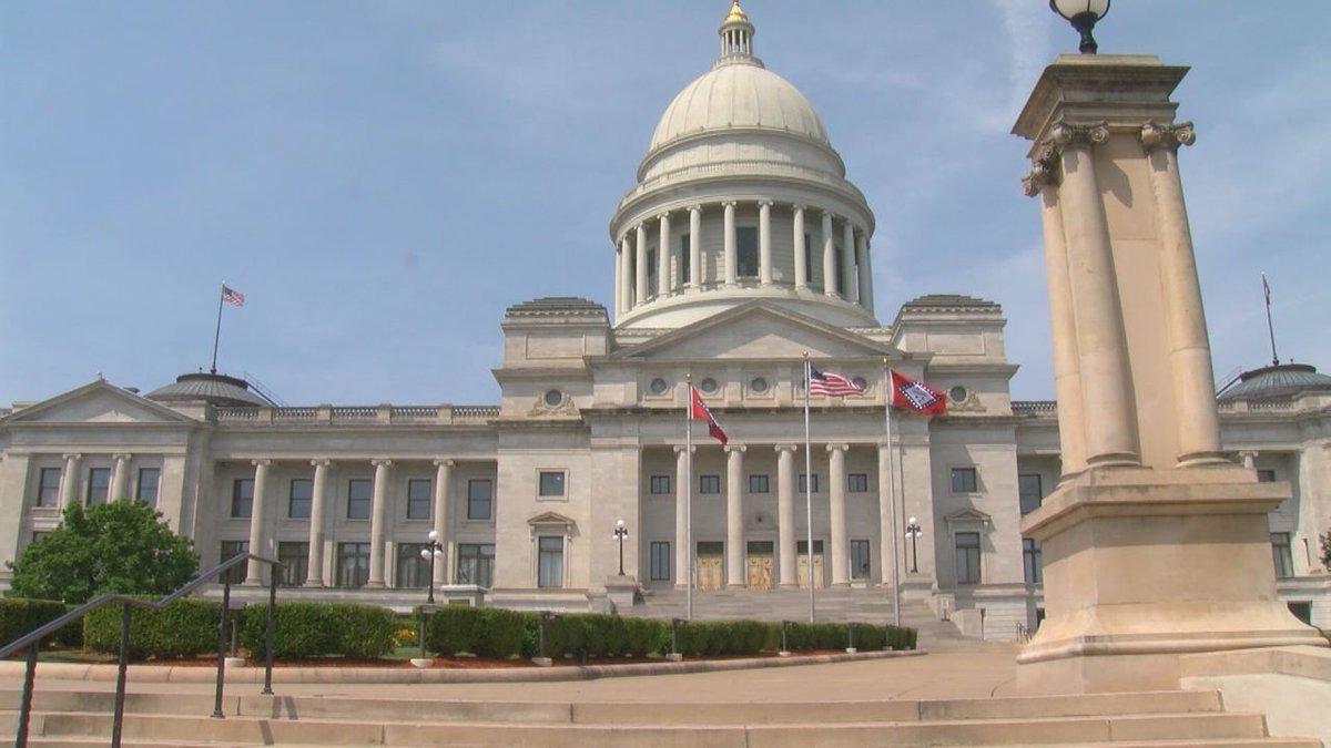 Arkansas Capitol (Source: KAIT-TV)