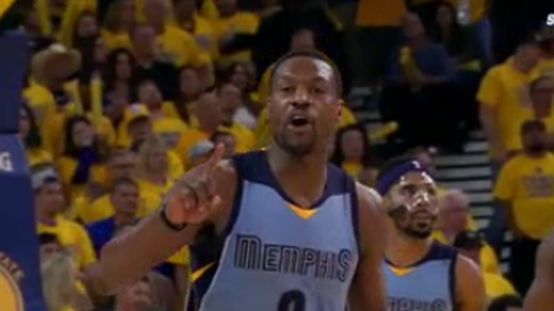 Former Grizzlies player pleads not guilty in NBA health care fraud case