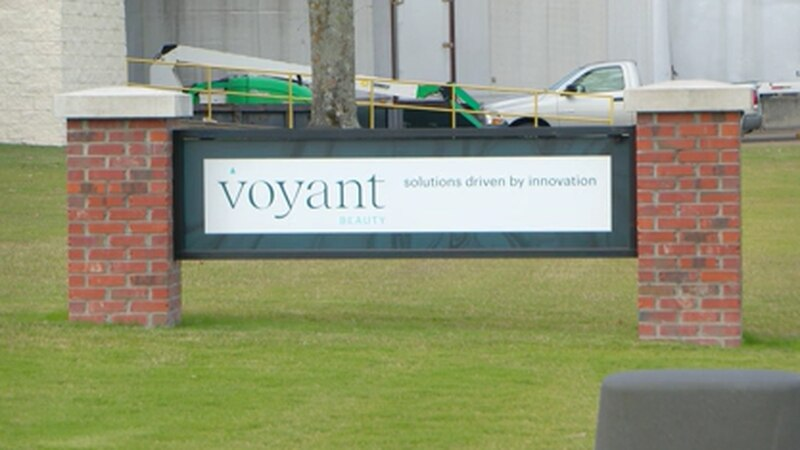 Voyant Beauty expanding in Olivia Branch, creating 80 new jobs
