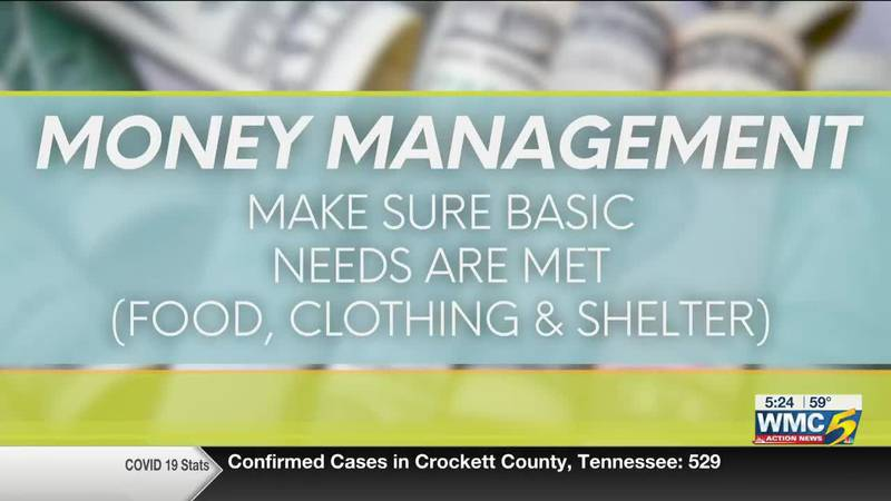 Back to school with Bluff City Life - Money management