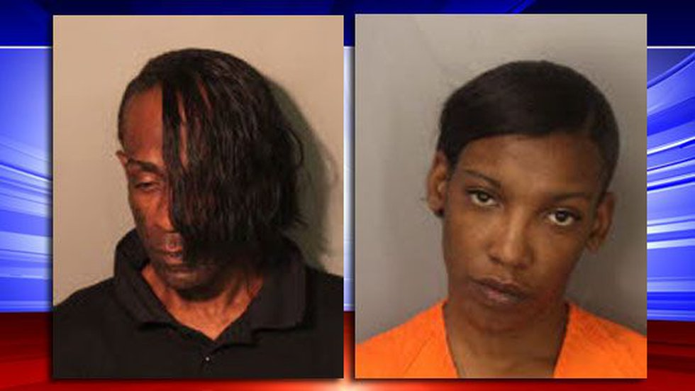 Christopher Talley and Latasha Brooks face several charges, including attempted first-degree...