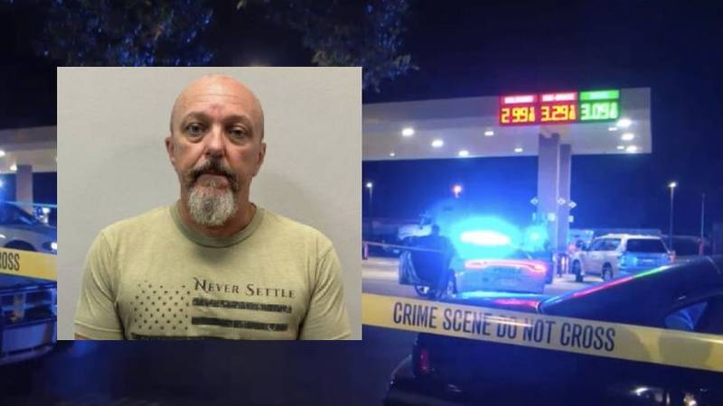 Gregory Livingston, a security guard, has been charged with second degree murder after a...