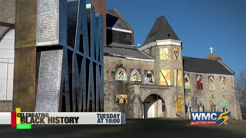 5 Star Stories honors Black history: Clayborn Temple -- Tuesday at 10