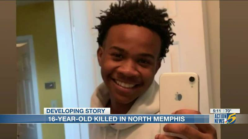 'This violence needs to stop' Family reacts to shooting death of 16-year-old in North Memphis