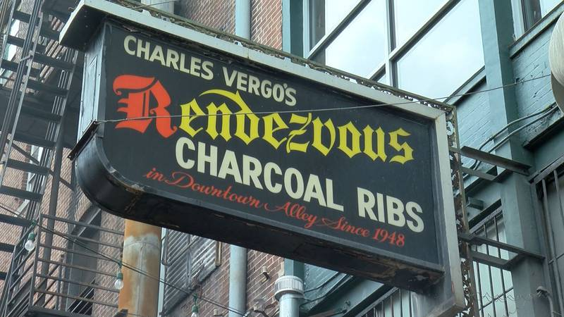While ribs have been a staple at backyard barbecues for years, The Rendezvous is credited with...