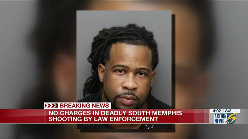 No charges in deadly South Memphis shooting by law enforcement