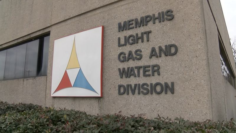 Many people in line at MLGW Monday were trying to make payments to avoid getting their...