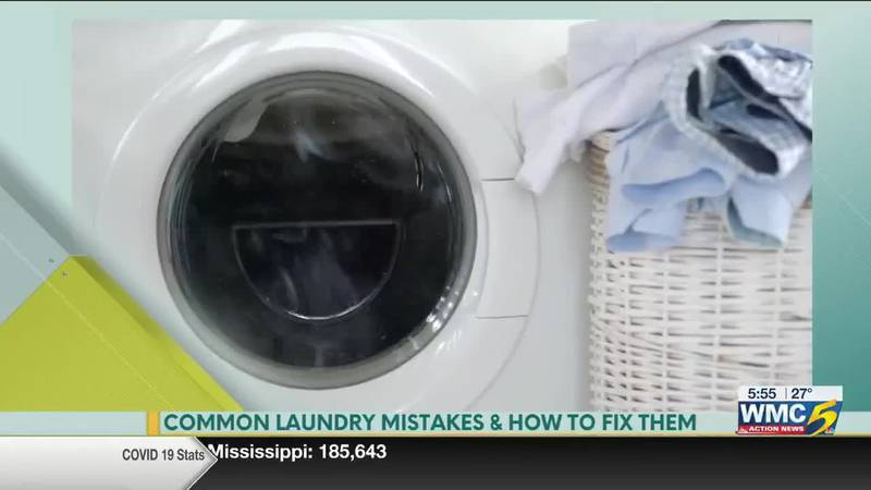 Bluff City Life, Common laundry mistake and how to fix them