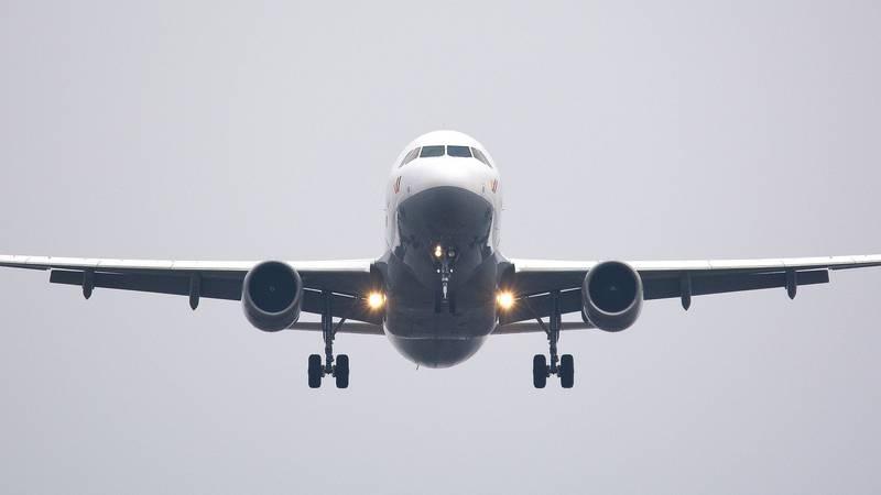 Airplane generic (Source: Pexels)