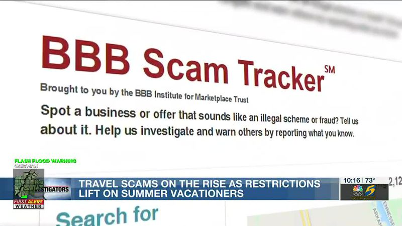 The Investigators: Travel scams on the rise as restrictions lift on summer vacationers