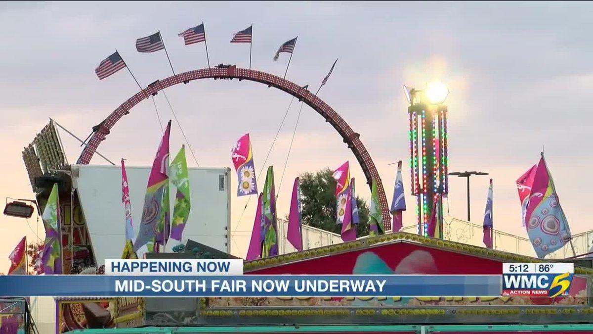 Mid-South Fair now underway