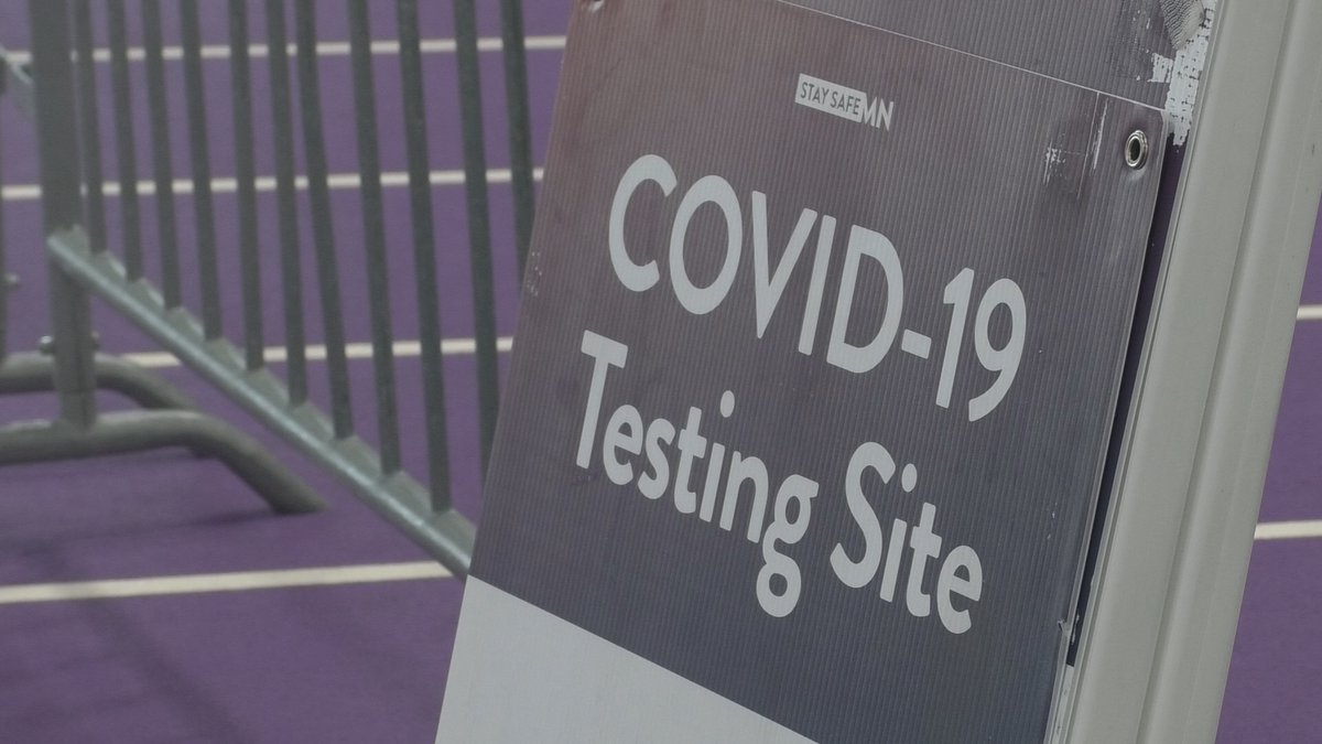 Testing is free, and anybody can get tested with or without symptoms.