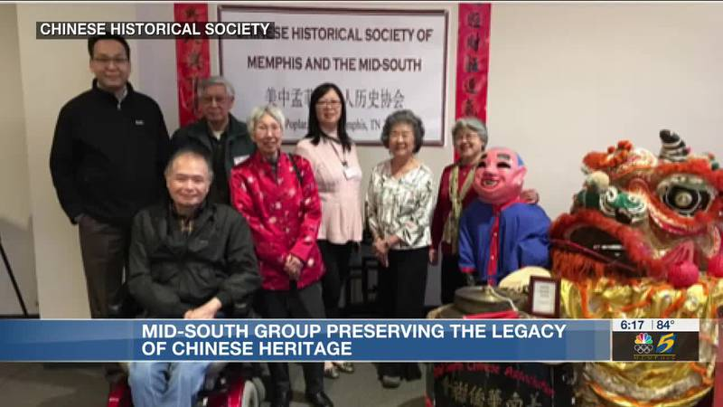 Mid-South group preserving the legacy of Chinese heritage