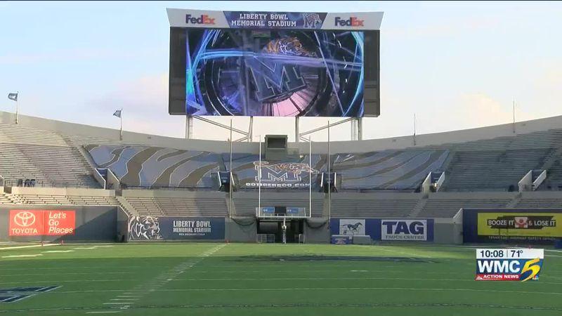 SCS, AutoZone Liberty Bowl hosting High School Football Showcase