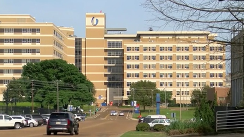 Mississippi hospital calls for federal help in the fight against COVID-19