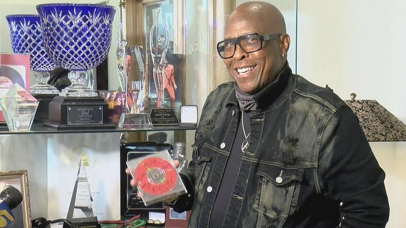 5 Star Stories Studio Sessions: VIP access to soul man David Porter