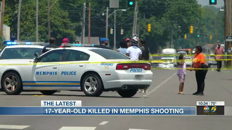 Memphis family calls on elected officials to curb violence after teen killed at car wash