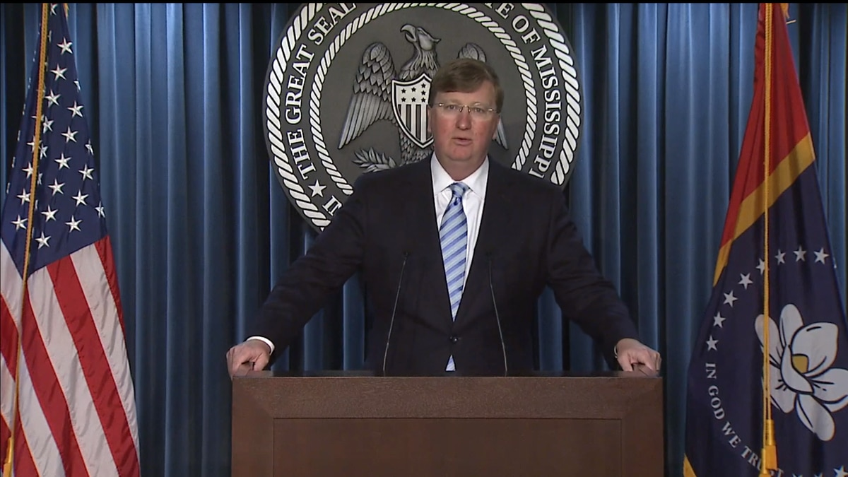 Gov. Tate Reeves and Accelerate Mississippi Executive Director, Ryan Miller, will discuss the...