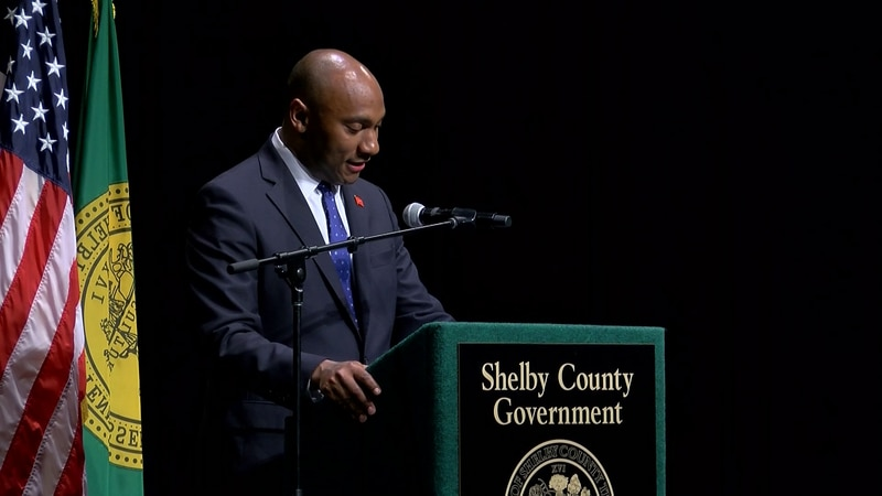 Mayor Lee Harris set to deliver his second 'State of the County' address