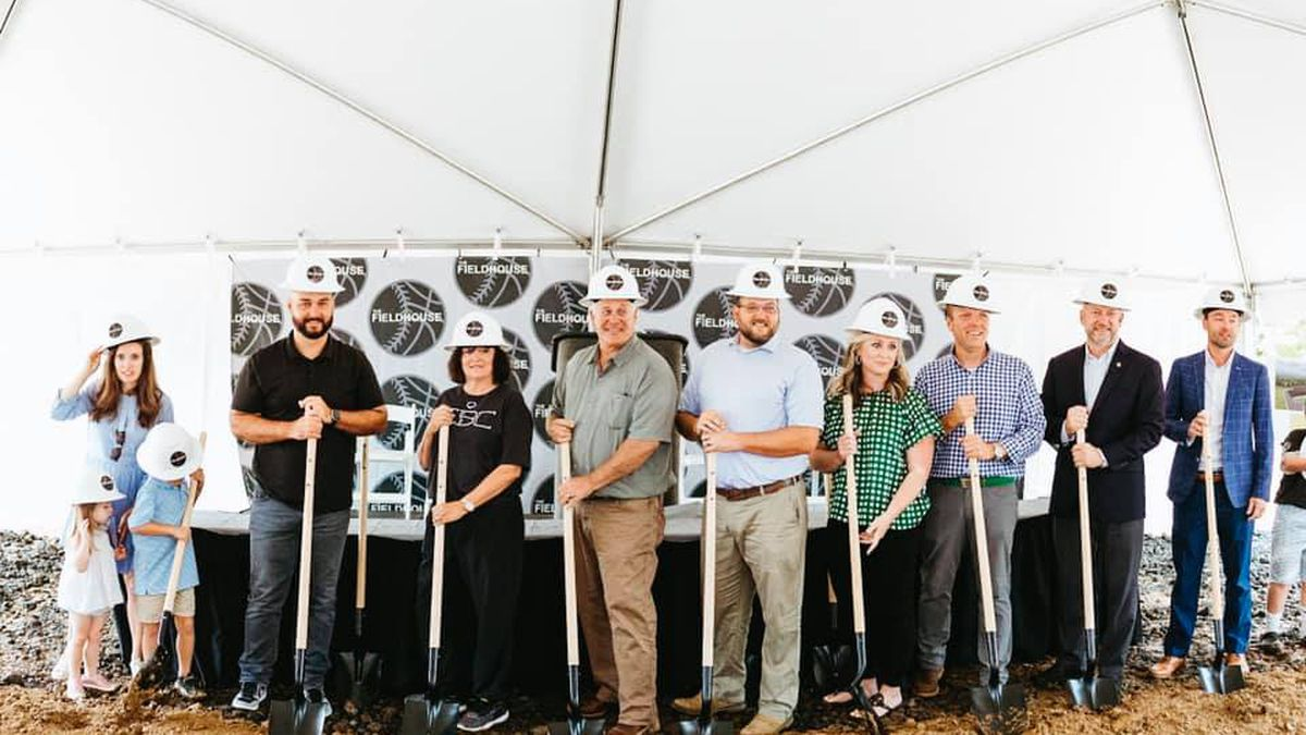 City of  Hernando breaks ground on new sports complex