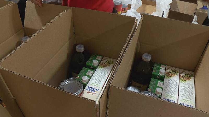 For organizations like the Mid South Food Bank and MIFA, requests for assistance have not...