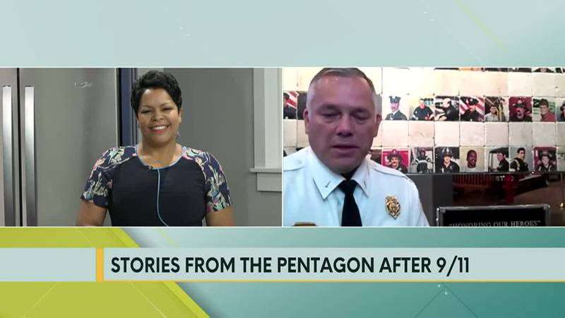 Stories from the Pentagon 1 of 2