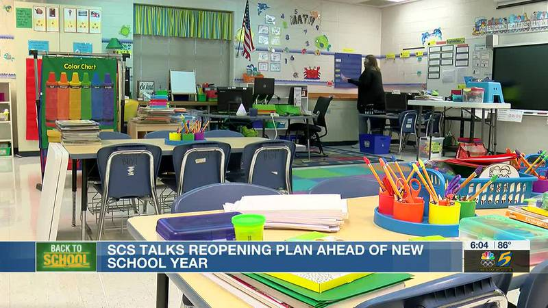 Shelby County Schools emphasizes in-person learning  is top priority for new school year