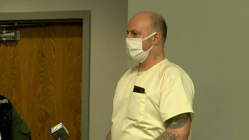 Curtis Watson apologizes to Debra Johnson's family after pleading guilty to her murder