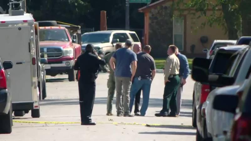 Active barricade situation in northeast Memphis