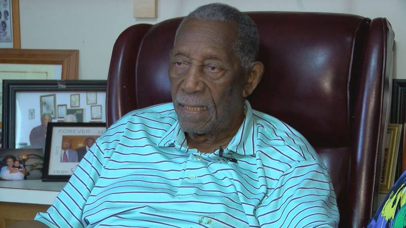 Medgar Evers' brother, Charles Evers. Source: WLBT