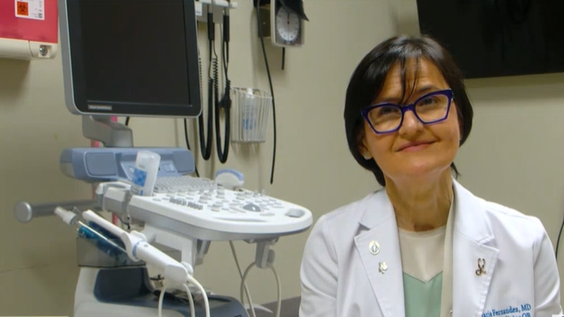Hispanic Heritage Month: Chasing the dream of becoming a doctor