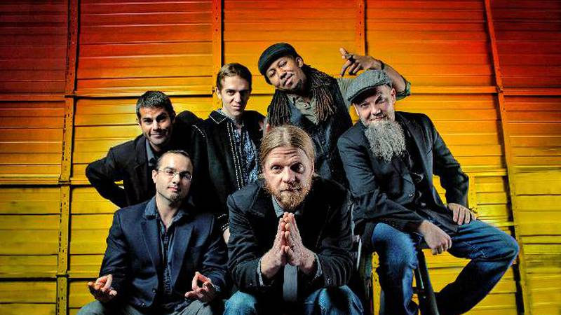 Ghost Town Blues Band to perform Friday, August 13