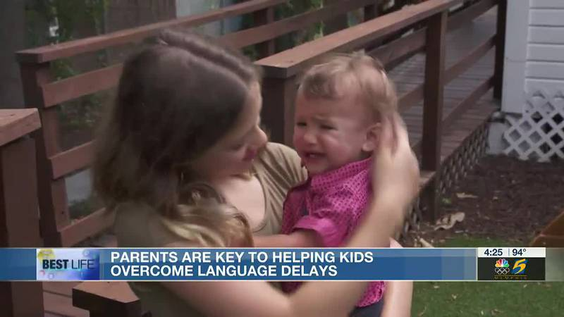 Best Life: Parents are key to helping kids overcome language delays