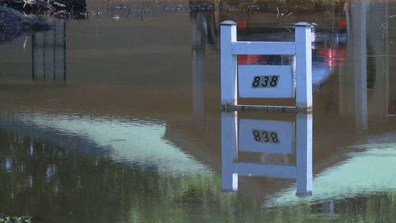 Quitman County Flooding