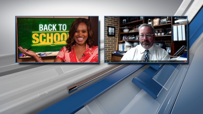 West Memphis School District Superintendent addresses for the new school year amid pandemic.
