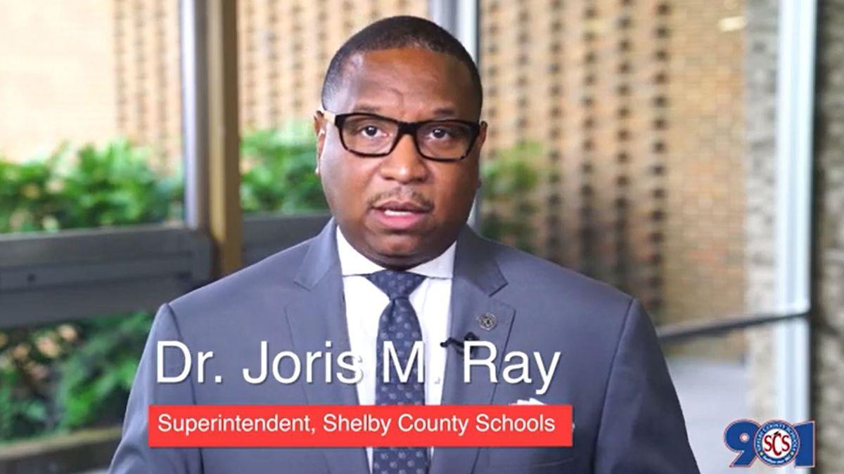 Dr. Joris Ray announces postponement of fall sports at SCS