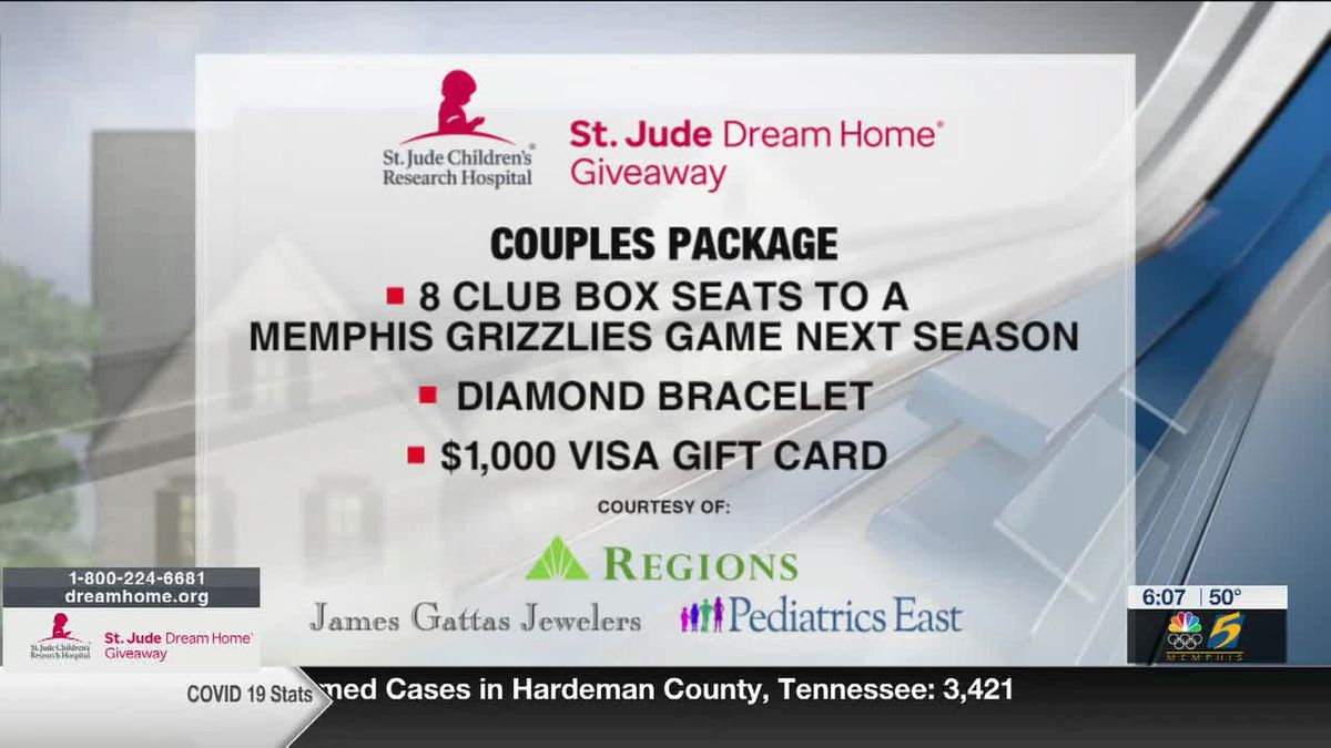 St. Jude Dream Home tickets on sale today
