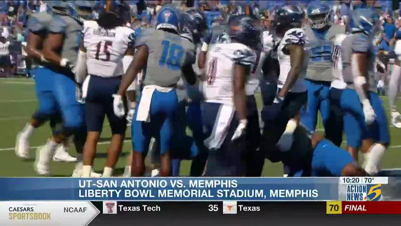 Tigers 17 game home win streak snapped with 31-28 loss to UTSA