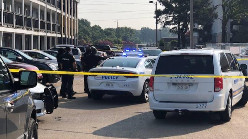 Fatal shooting on American Way