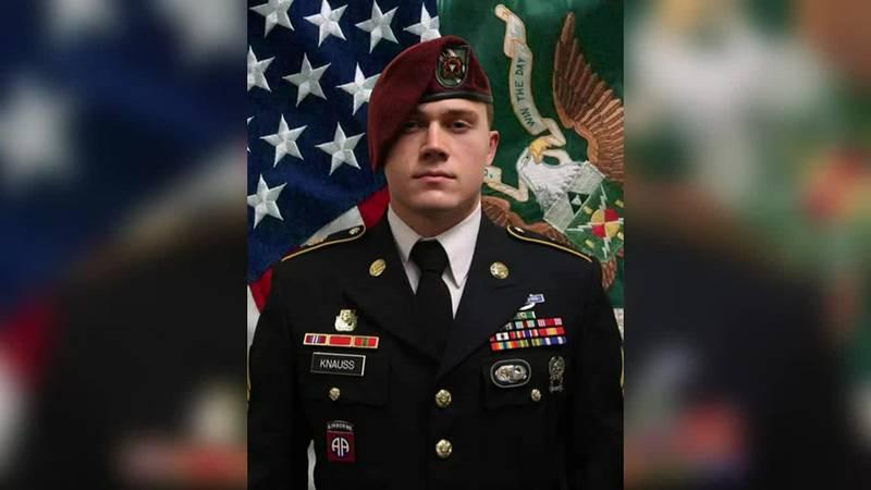 Honoring Staff Sgt. Ryan Knauss