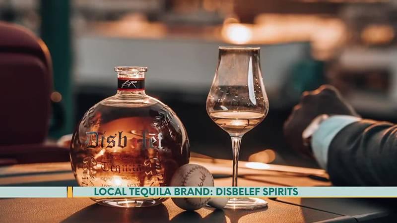 Local Tequila Brand: Disbelef Spirits