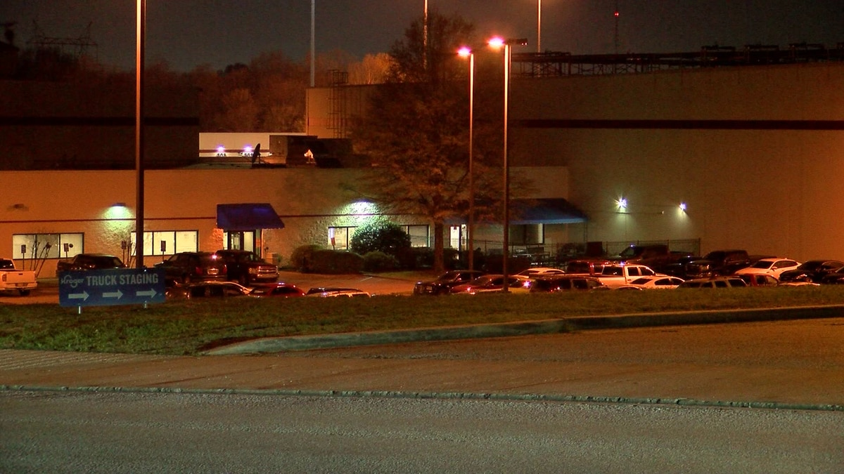 2nd Kroger warehouse employee tests positive for COVID-19