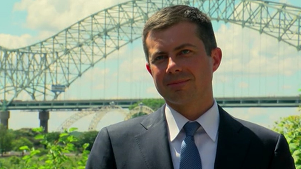 Transportation Sec. Buttigieg talks infrastructure funding during Memphis visit