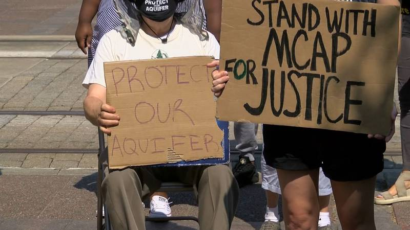 MCAP calls for protection of Memphis Sand Aquifer
