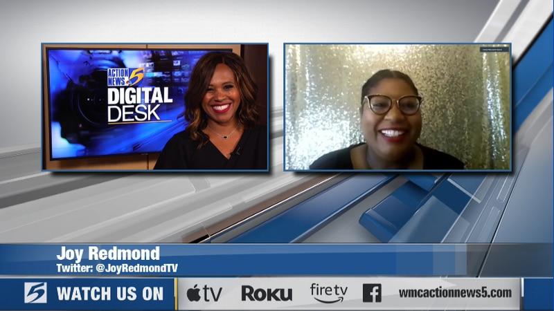 What's trending in Memphis with Action News 5's  Joy Redmond and WAVN's Telisa Franklin