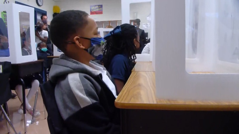 More than 20,000 COVID-19 cases have been confirmed among school-age children in Shelby County...